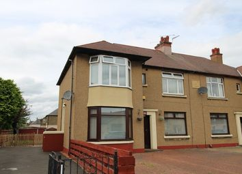 Thumbnail 2 bed flat for sale in 96 Newhouse Road, Grangemouth