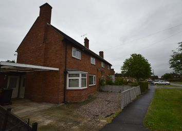 Thumbnail 3 bed semi-detached house to rent in Broughton Road, Shrewsbury