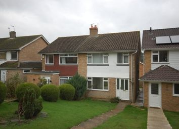 Thumbnail 3 bedroom semi-detached house to rent in Views Wood Path, Uckfield