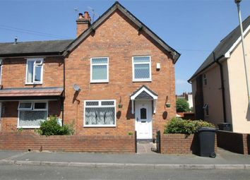Thumbnail 3 bed semi-detached house for sale in Belper Row, Dudley