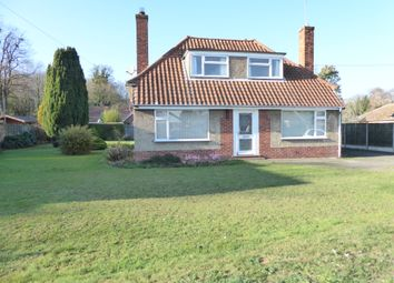 Thumbnail 3 bed detached bungalow for sale in King Edward Road, Leiston
