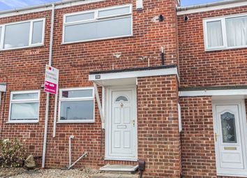 Thumbnail 2 bedroom terraced house for sale in Columbine Close, Marton-In-Cleveland, Middlesbrough