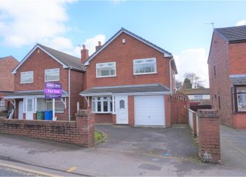 Thumbnail 3 bed detached house for sale in Wigan Lower Road, Wigan