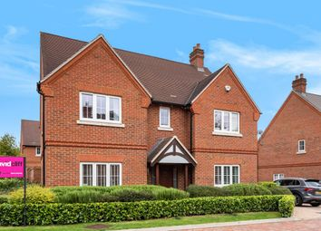 Thumbnail 4 bed detached house for sale in Roughgrove Copse, Binfield