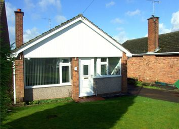 Thumbnail 2 bedroom detached bungalow for sale in Rannoch Close, Allestree, Derby