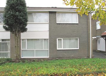 Thumbnail 2 bed flat to rent in Woodhill Road, Collingwood Grange, Cramlington