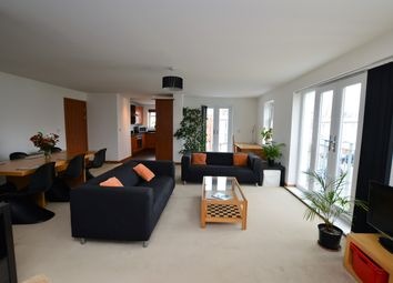 Thumbnail 2 bedroom flat for sale in Waters Edge, Canterbury