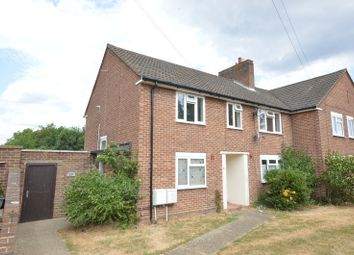 Thumbnail 2 bed maisonette to rent in Frimley Road, Chessington, Surrey.