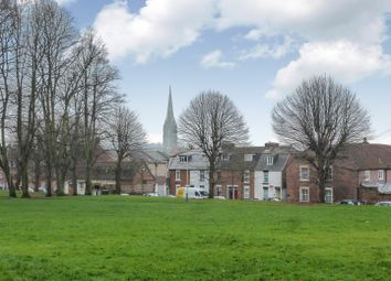 Thumbnail 4 bed end terrace house for sale in Greencroft Street, Salisbury