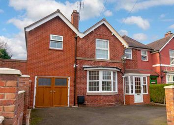 Thumbnail 4 bed semi-detached house for sale in Greenhill Avenue, Shrewsbury