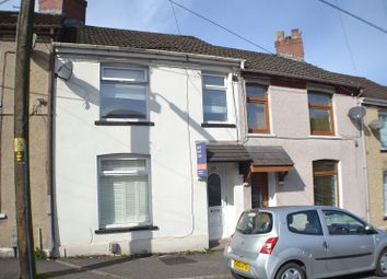 Thumbnail 3 bed terraced house for sale in East Street, Port Talbot, Neath Port Talbot.