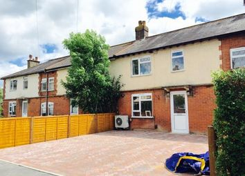 Thumbnail 3 bed terraced house for sale in Kither Road, Ashford, Kent
