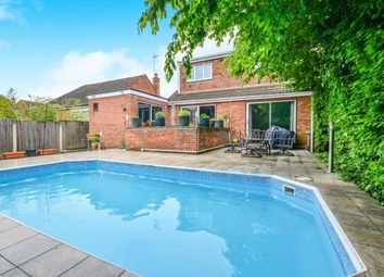 Thumbnail 4 bed bungalow for sale in Winchester Close, Berry Hill, Mansfield, England