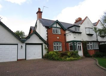 Thumbnail 5 bed property to rent in Pershore Road, Selly Park