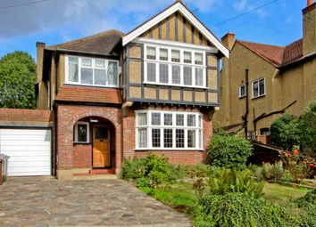 Hillcrest Avenue, Pinner HA5. 4 bed detached house