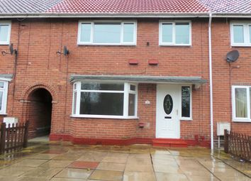 Thumbnail 3 bed terraced house to rent in Coach Road, Lobley Hill