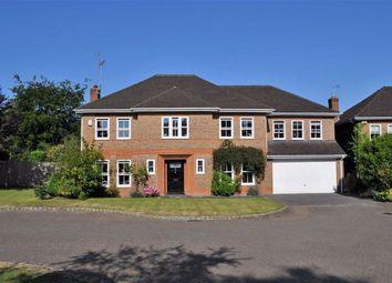Thumbnail 6 bed detached house for sale in Pelham Place, Farnham, Surrey.