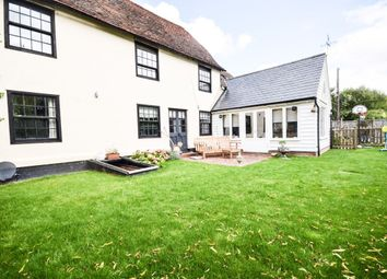 Thumbnail 3 bed detached house for sale in High Street, Clavering, Saffron Walden