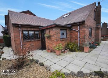 Thumbnail 3 bed detached house for sale in Station Road, Newchapel, Stoke-On-Trent, Staffordshire