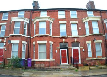 Thumbnail 8 bed terraced house to rent in Kelvin Grove, Toxteh, Liverpool