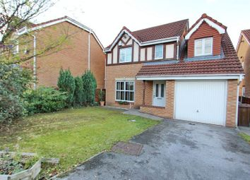 Thumbnail 4 bed detached house to rent in Woodvale Road, Radcliffe, Manchester
