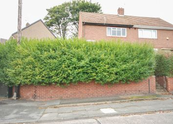 Thumbnail 2 bed semi-detached house for sale in Alloa Road, Sunderland