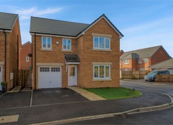 Thumbnail 4 bed detached house for sale in Clement Way, Willington, Crook, Durham