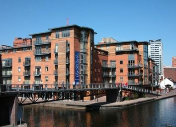 Thumbnail 2 bed property to rent in Waterfront Walk, Birmingham