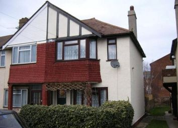 Thumbnail 2 bed end terrace house to rent in St. Marks Avenue, Northfleet, Gravesend, Kent