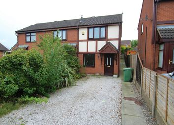 Thumbnail 2 bed end terrace house for sale in Cheshire Gardens, St Helens, Merseyside