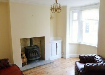 Thumbnail 2 bedroom terraced house to rent in Waterloo Terrace, Ashton-On-Ribble, Preston, Lancashire
