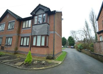 1 bed flat for sale in Kennerley Road, Davenport, Stockport, Cheshire SK2