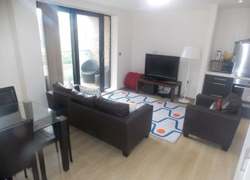 Thumbnail 3 bedroom flat to rent in Tredegar Road, London