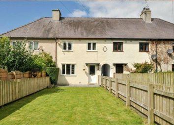 Thumbnail 2 bed terraced house for sale in Llandwrog, Caernarfon, Gwynedd