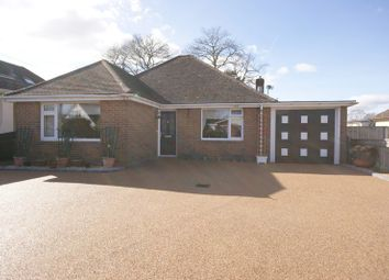 Thumbnail 3 bed detached bungalow for sale in Ivor Road, Corfe Mullen, Wimborne