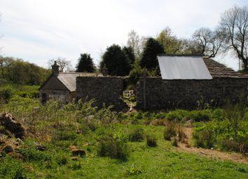 Thumbnail 1 bed cottage for sale in Glen Queich, Memus, Forfar