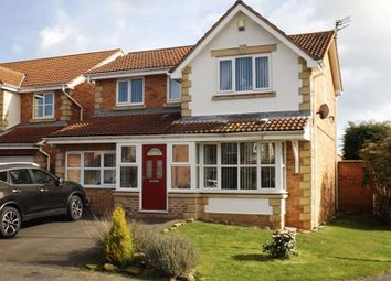 Thumbnail 5 bed detached house for sale in Chiltern Close, Ashington