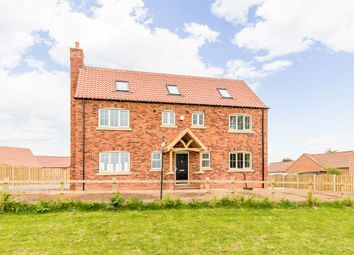 Thumbnail 6 bed property for sale in Thorpe Farm, Headon, Retford
