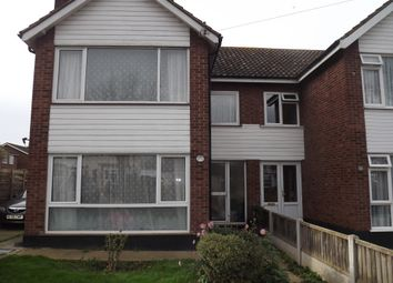 Thumbnail 3 bedroom semi-detached house to rent in Colemans Avenue, Westcliff-On-Sea
