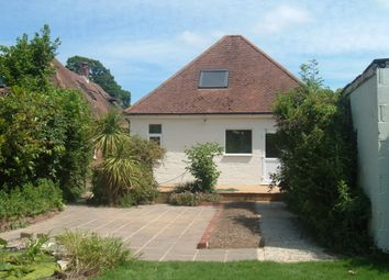 Thumbnail 4 bed detached bungalow to rent in Keydell Close, Horndean