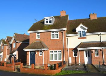 Thumbnail 3 bed end terrace house for sale in Hook, Hampshire