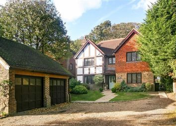 Thumbnail 6 bed detached house for sale in Peaks Hill, Purley, Surrey