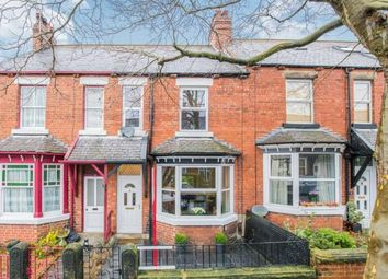 Thumbnail 3 bed terraced house for sale in Harrison Grove, Harrogate, North Yorkshire