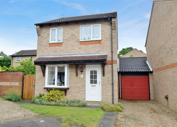 3 bed link-detached house for sale in Dersley Court, Norwich, Norfolk NR5