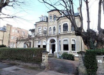 Thumbnail 2 bed flat for sale in Eaton Gardens, Hove