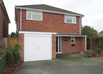 Thumbnail 4 bed detached house to rent in Boadicea Way, Colchester, Essex