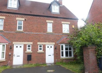 Thumbnail 4 bed end terrace house to rent in Parklands Avenue, Handsworth Wood, Birmingham
