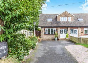 Thumbnail 3 bedroom semi-detached house for sale in Glazebrook Lane, Glazebrook, Warrington, Cheshire
