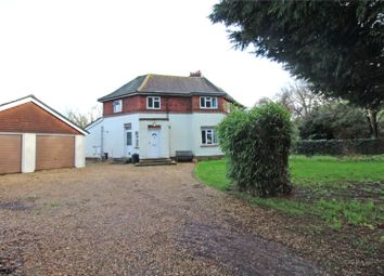 Thumbnail 3 bed semi-detached house for sale in Everton Road, Everton, Lymington, Hampshire