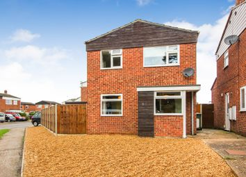 Thumbnail 3 bed detached house for sale in Hornbeam Close, Sprowston, Norwich